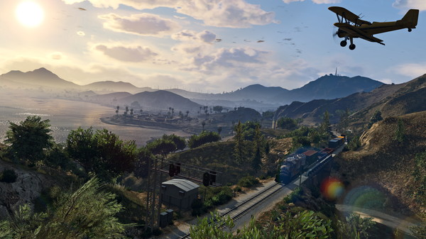 Screenshot 33 of Grand Theft Auto V