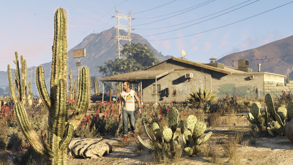 Screenshot 34 of Grand Theft Auto V