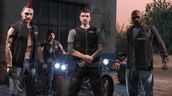 Screenshot 9 of Grand Theft Auto V