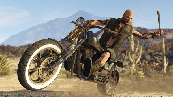 Screenshot 10 of Grand Theft Auto V