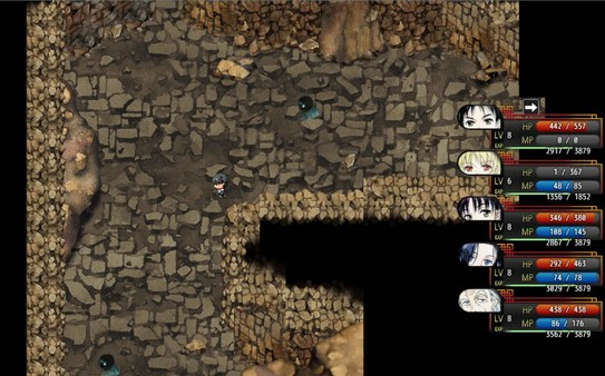 Screenshot 3 of Tales of Winds: Tomb of the Sol Empire