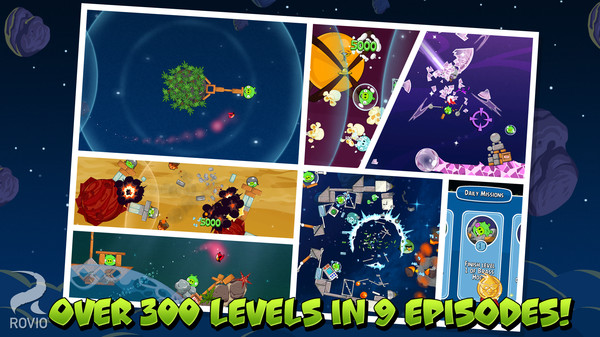 Screenshot 5 of Angry Birds Space