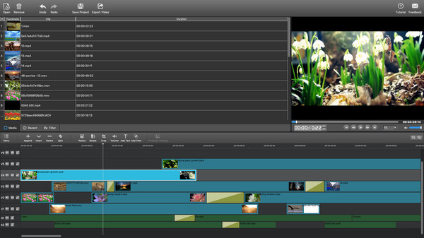 Screenshot 2 of MovieMator Video Editor Pro - Movie Maker, Video Editing Software