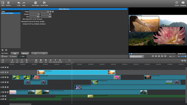 Screenshot 3 of MovieMator Video Editor Pro - Movie Maker, Video Editing Software