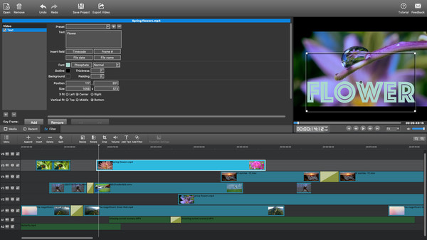 Screenshot 4 of MovieMator Video Editor Pro - Movie Maker, Video Editing Software