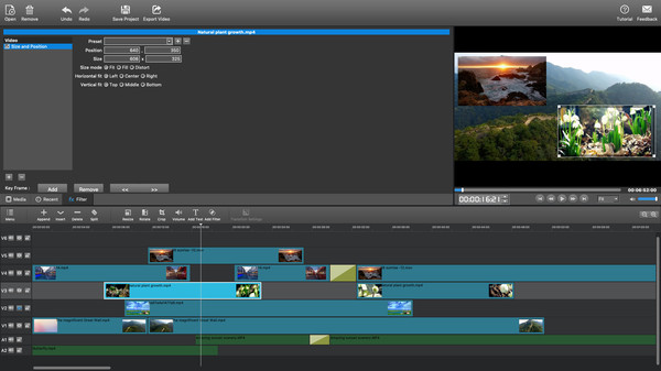 Screenshot 5 of MovieMator Video Editor Pro - Movie Maker, Video Editing Software