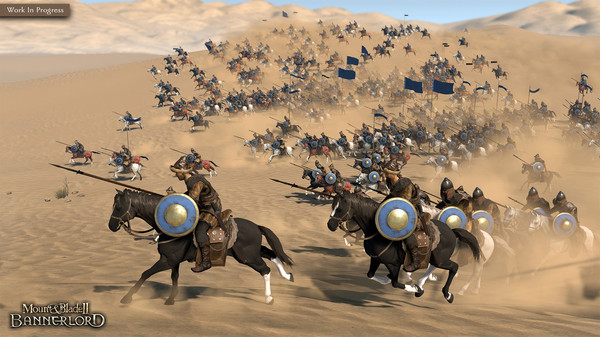 Screenshot 1 of Mount & Blade II: Bannerlord