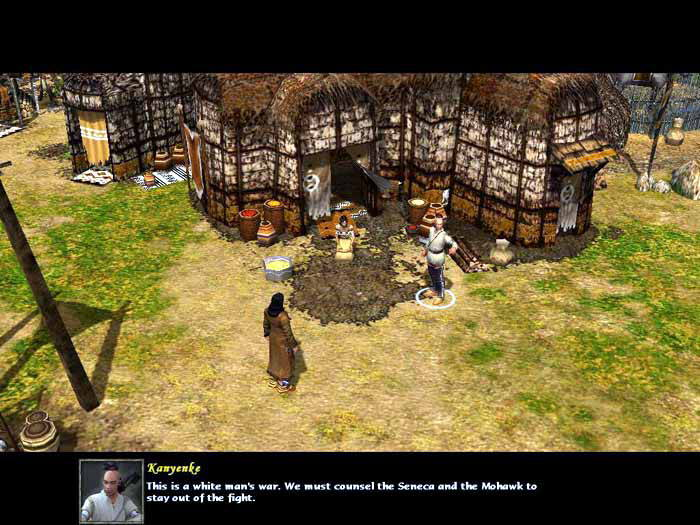 ... Screenshot 3 of Age of Empires III The WarChiefs ...