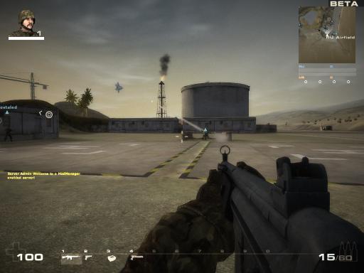Battlefield Spiel