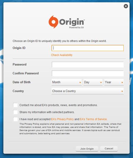 origin download