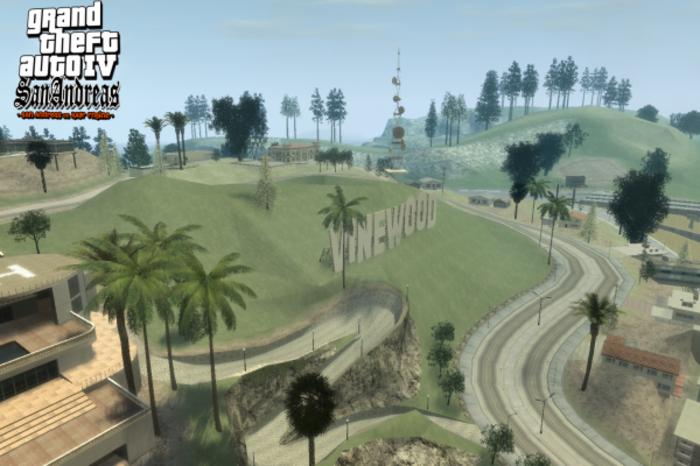 GTA IV San Andreas — Download