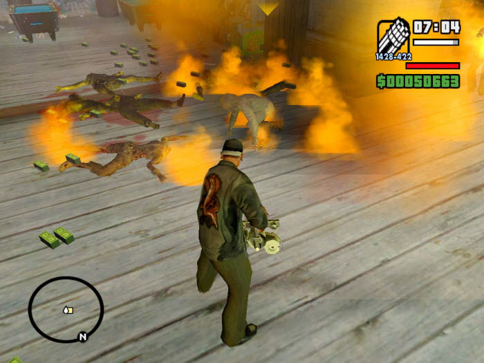 Скачать Мод На Гта Сан Андреас На Zombie - фото 4