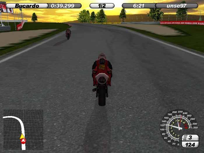 Moto race challenge 08 — download.