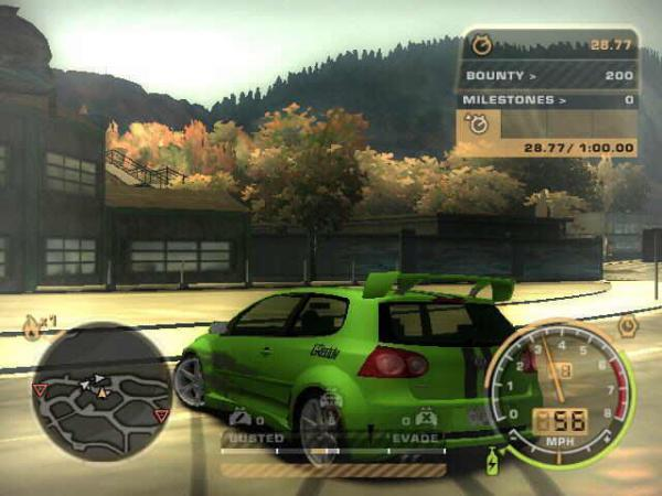 need for speed most wanted download 2005 demo