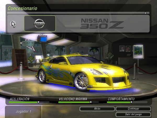 Download needforspeed underground.