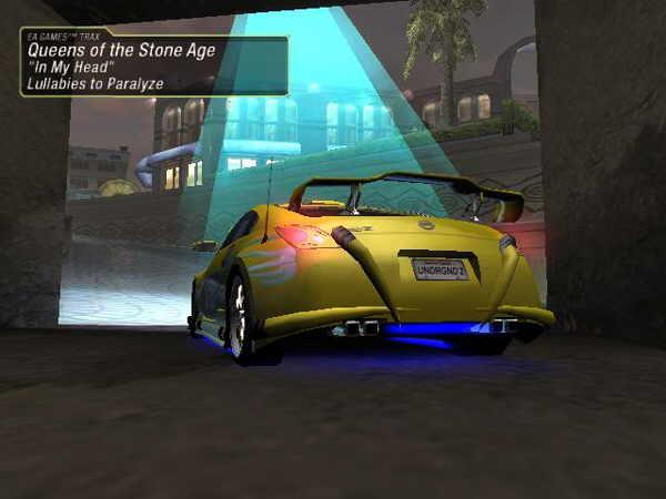 Need for Speed Underground 2 — Download