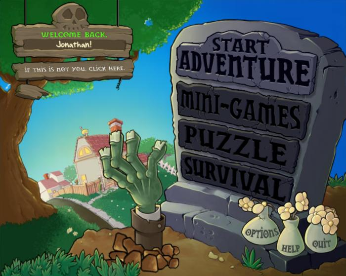 Plant vs zombies free download full version for pc.