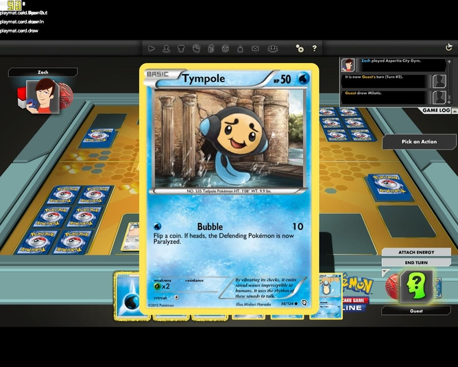 Pokémon Trading Card Game Online — Download