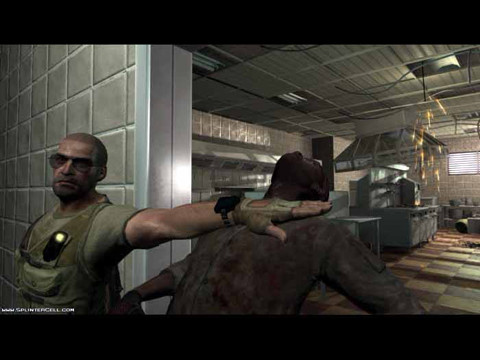 Splinter Cell Double Agent Download