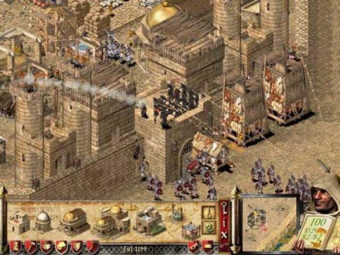 Stronghold crusader download full game free windows 8. The elder.