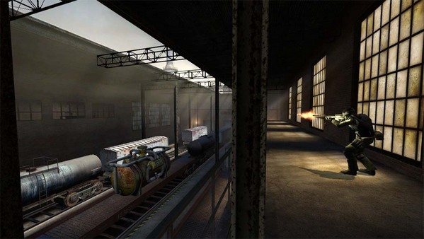 Screenshot 1 of Counter-Strike: Source
