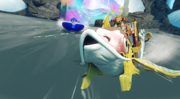 Screenshot 2 of Sonic & All-Stars Racing Transformed