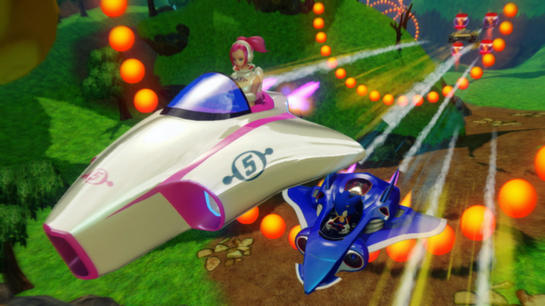 Screenshot 11 of Sonic & All-Stars Racing Transformed