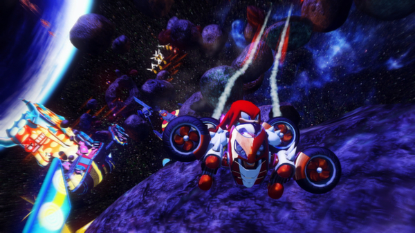 Screenshot 12 of Sonic & All-Stars Racing Transformed