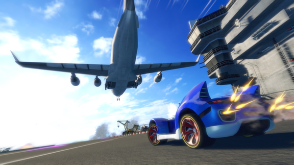 Screenshot 13 of Sonic & All-Stars Racing Transformed