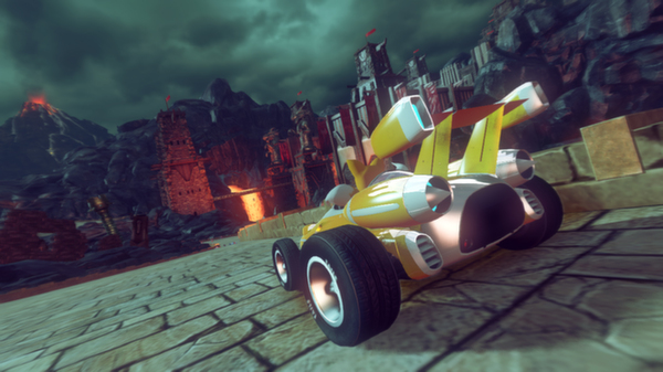 Screenshot 15 of Sonic & All-Stars Racing Transformed