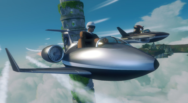 Screenshot 21 of Sonic & All-Stars Racing Transformed