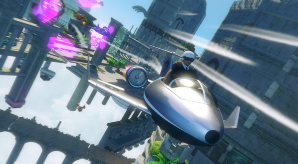 Screenshot 23 of Sonic & All-Stars Racing Transformed