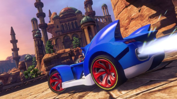 Screenshot 4 of Sonic & All-Stars Racing Transformed