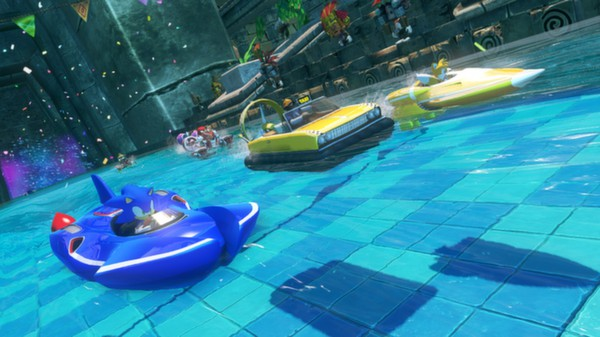 Screenshot 5 of Sonic & All-Stars Racing Transformed