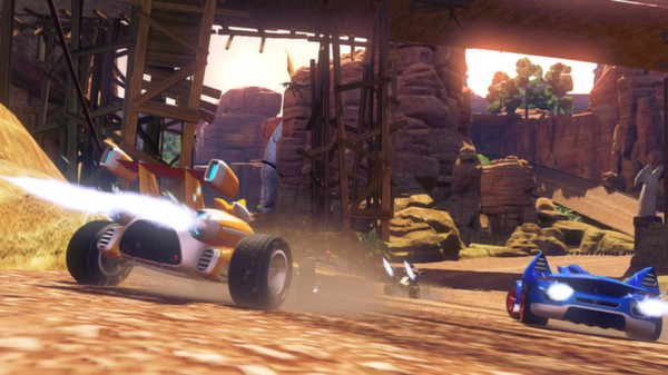 Screenshot 6 of Sonic & All-Stars Racing Transformed