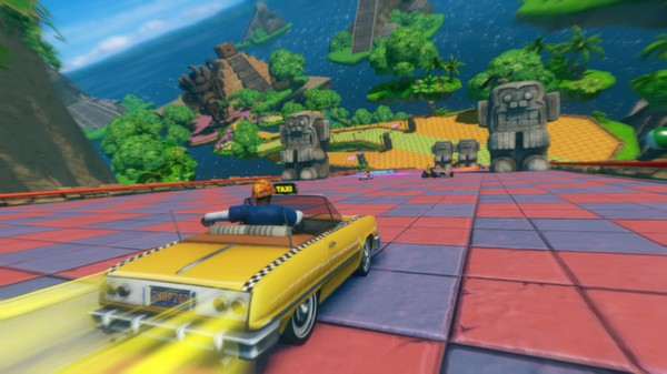 Screenshot 7 of Sonic & All-Stars Racing Transformed