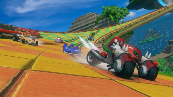 Screenshot 8 of Sonic & All-Stars Racing Transformed