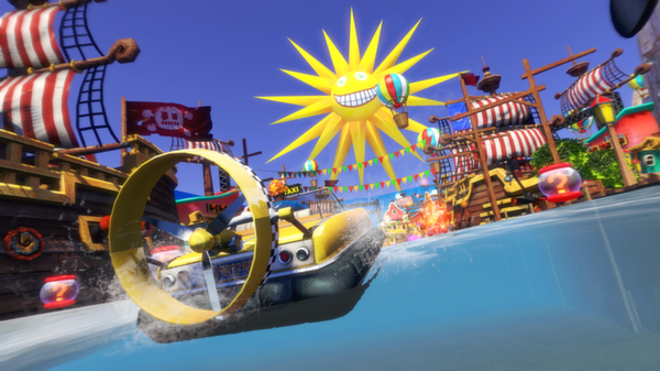 Screenshot 9 of Sonic & All-Stars Racing Transformed
