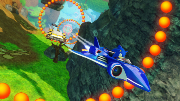 Screenshot 10 of Sonic & All-Stars Racing Transformed