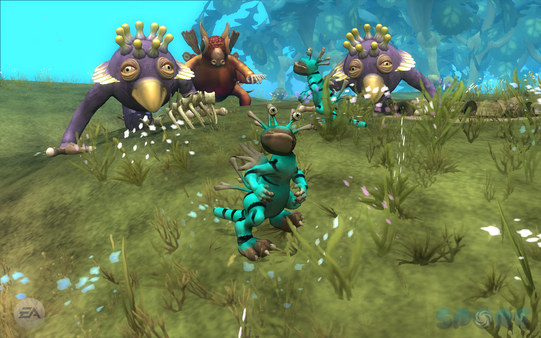 Screenshot 1 of SPORE™