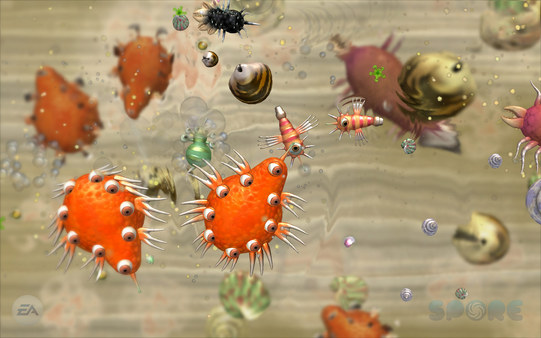 Screenshot 5 of SPORE™