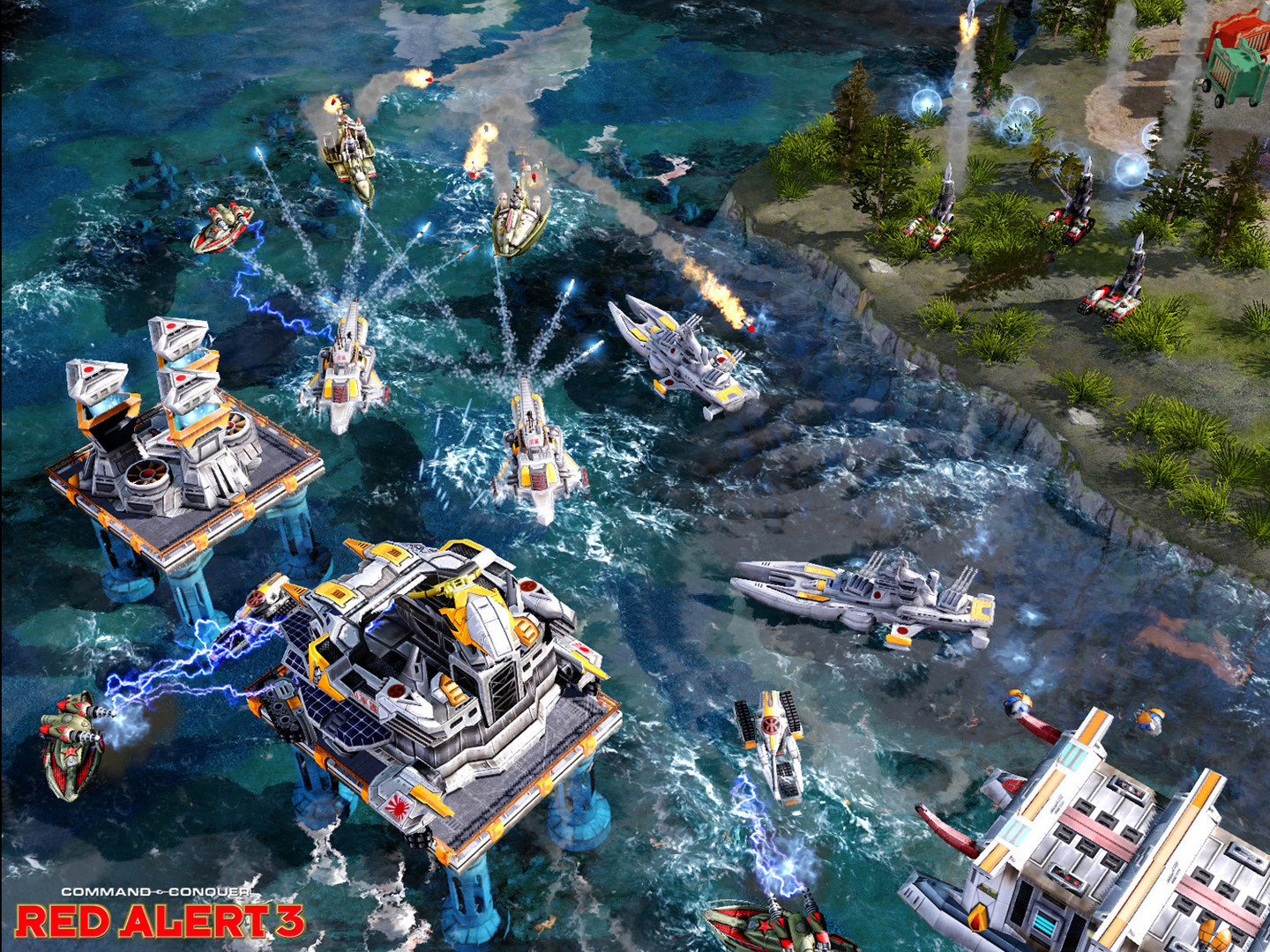 Red alert game for mac download.