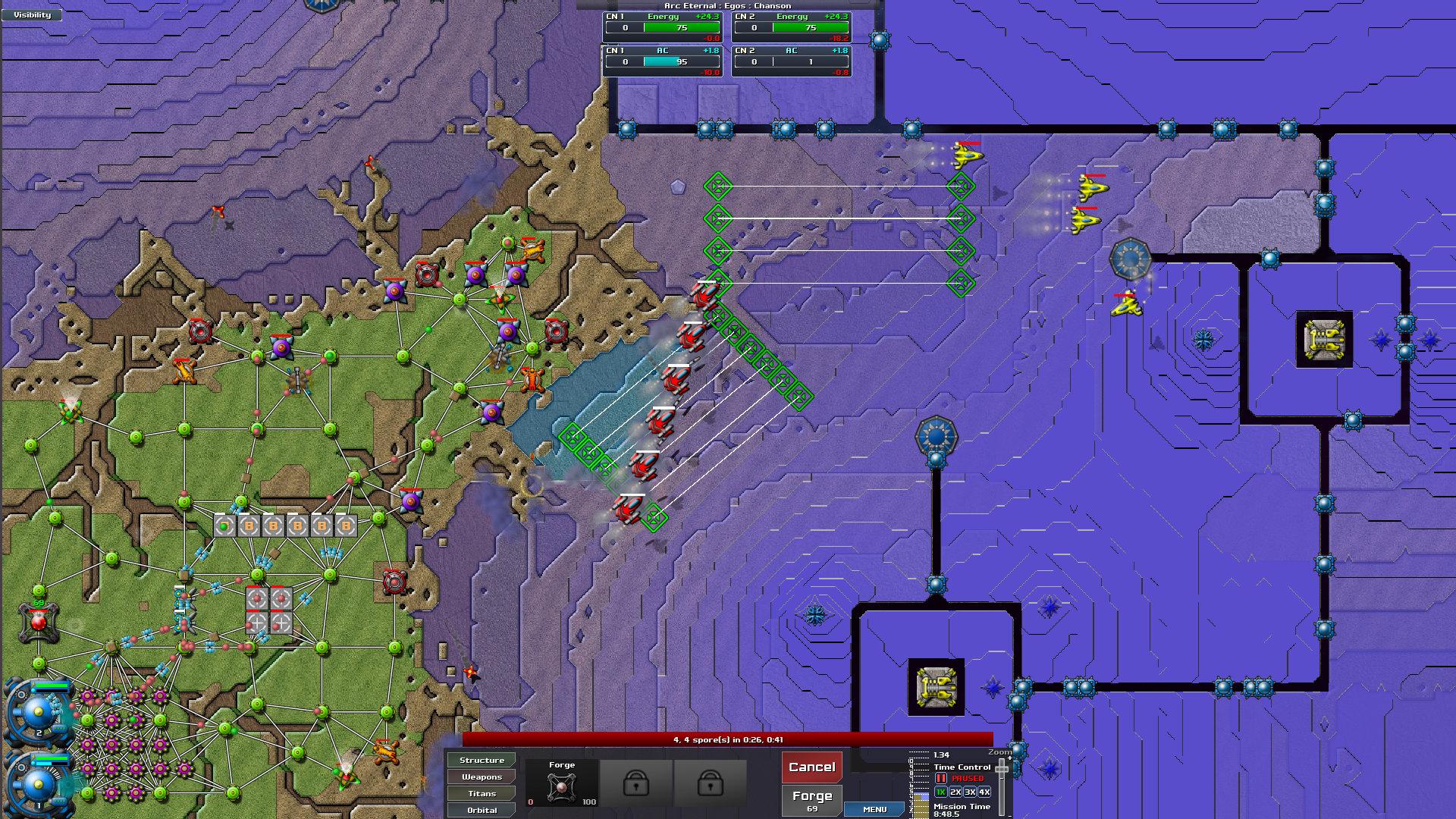 Creeper World 3: Arc Eternal :: Free Steam Key