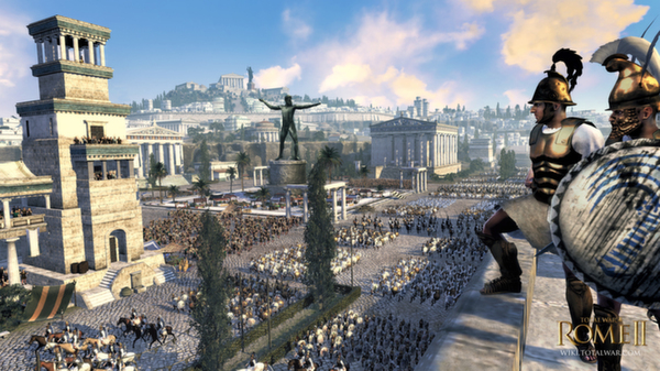 Screenshot 13 of Total War™: ROME II - Emperor Edition