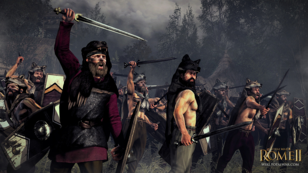 Screenshot 17 of Total War™: ROME II - Emperor Edition