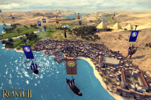 Screenshot 21 of Total War™: ROME II - Emperor Edition