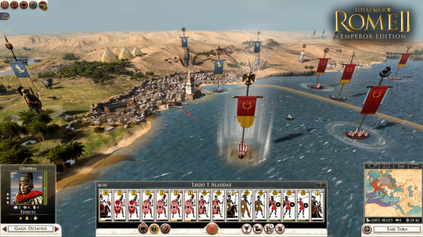 Screenshot 22 of Total War™: ROME II - Emperor Edition