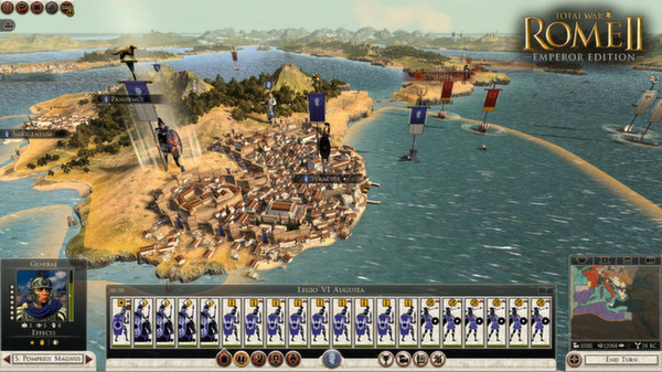 Screenshot 7 of Total War™: ROME II - Emperor Edition