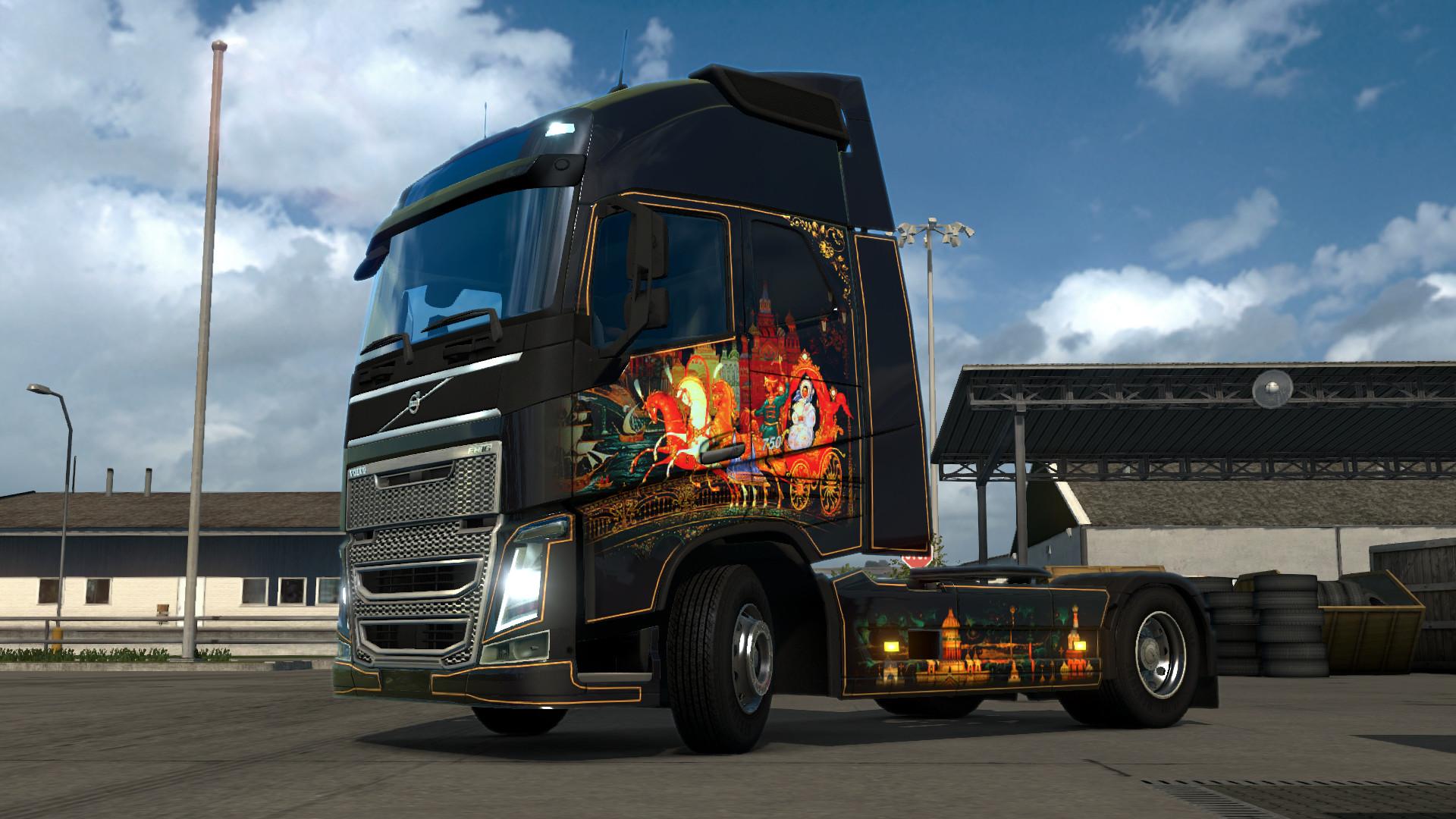 Euro truck simulator 2 - spanish paint jobs pack download free version