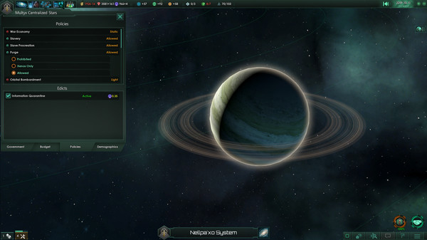Screenshot 2 of Stellaris